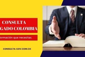 Consulta abogados consejo superior de la judicatura