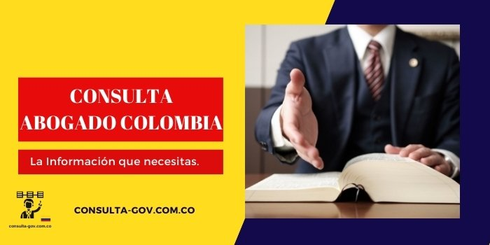 consulta abogado colombia