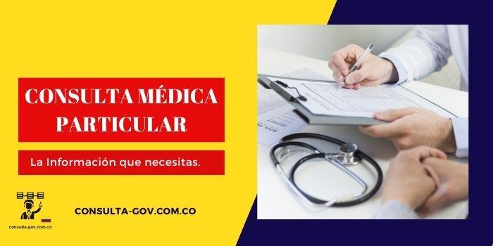 consulta medica particular en colombia