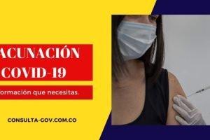 Cuándo voy a ser vacunado contra el covid-19