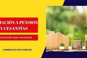Protección-Consultas y Afiliación a Pensión y Cesantías