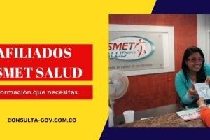Consulta de afiliados Asmet salud