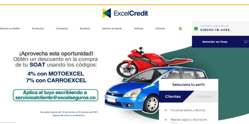 excel credit