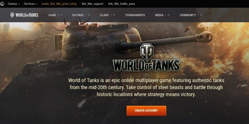 juego pc world of stanks