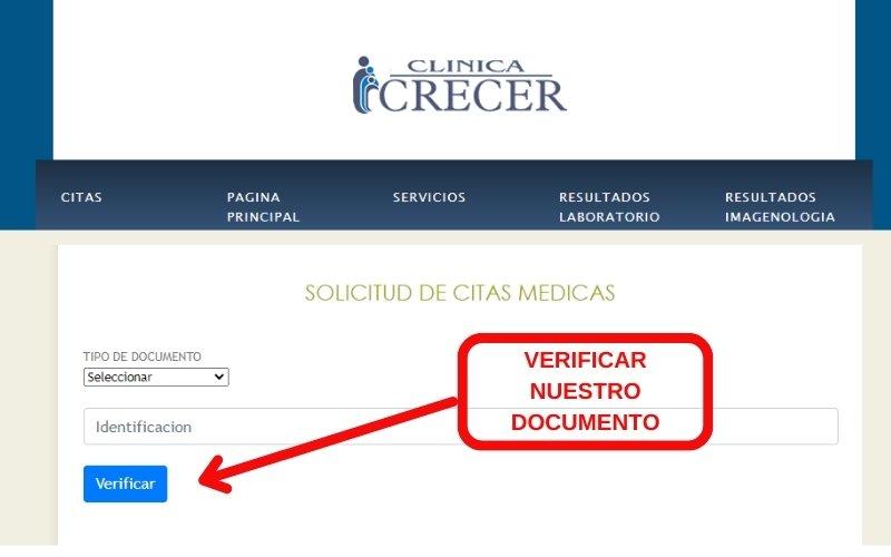 verificar documento