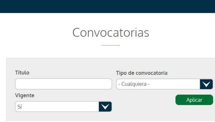 convocatoria policia colombiana
