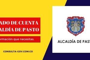 Estado de Cuenta Alcaldía de Pasto