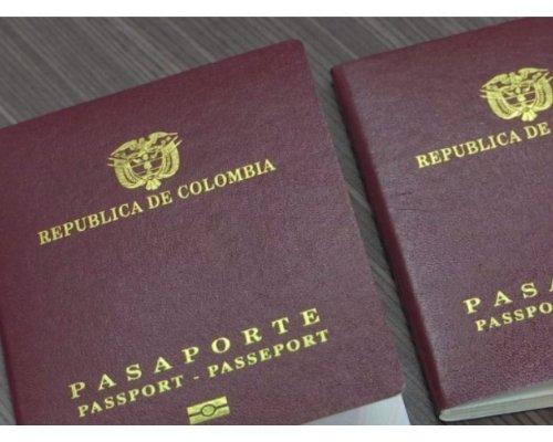 pasaporte colombia