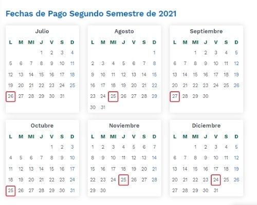 calendario fopep