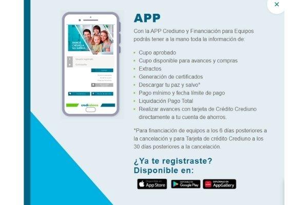 app credivalores